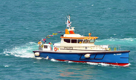 PSS Shaft Seal on Pilot Boat Al Ghaf