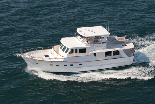 PSS on DeFever 56 Pilothouse