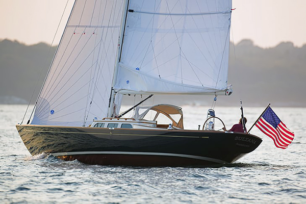 Morris Yachts M36 with the PSS Shaft Seal