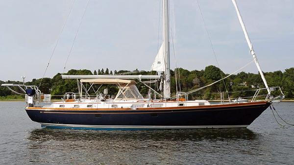 Bristol Yachts 47.7 with the PSS Shaft Seal